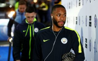 Chelsea investigating alleged racist abuse aimed at Raheem Sterling