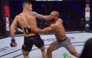 UFC star pays for pre-fight showboating with devastating TKO loss