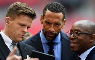 Rio Ferdinand has perfect response to Piers Morgan's take on Sterling abuse