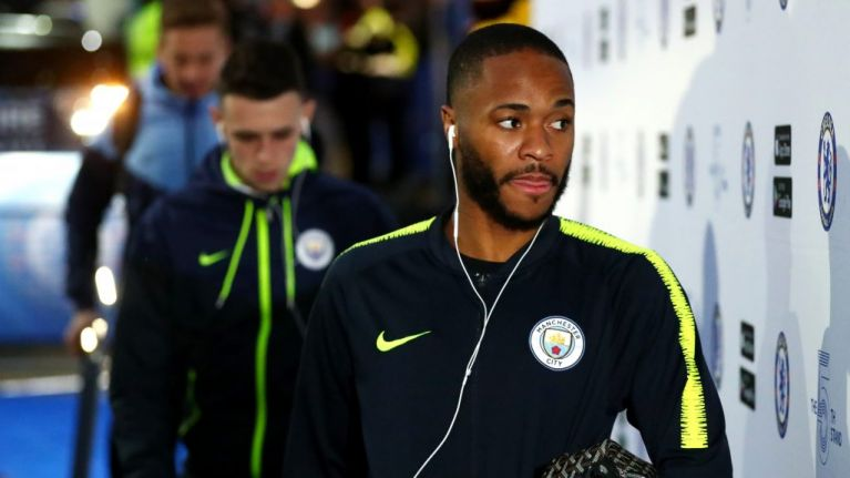 Chelsea suspend four supporters following Raheem Sterling allegations