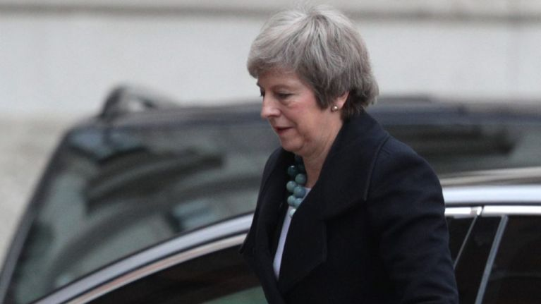 Theresa May cancels parliament's meaningful vote on draft deal