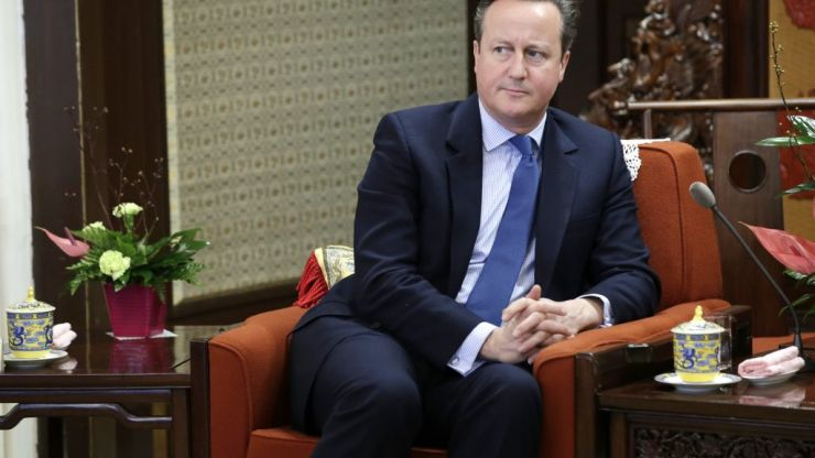 David Cameron says he does not regret calling Brexit referendum