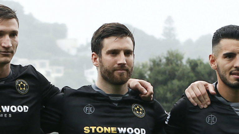 Former Guernsey striker could face Real Madrid at the Club World Cup