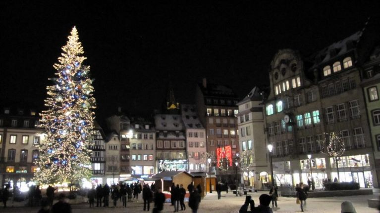Strasbourg Christmas Market Shooting.Three People Confirmed Dead After Shooting At French