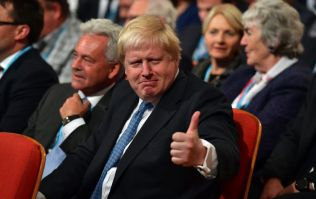 Boris Johnson is currently joint-favourite to succeed Theresa May as Conservative leader
