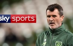 Roy Keane to be a pundit on Sky Sports this weekend