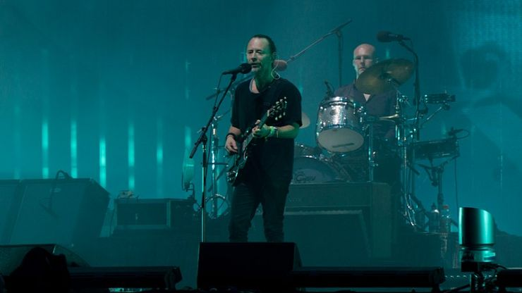 Radiohead and The Cure inducted into Rock and Roll Hall of Fame