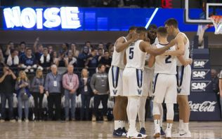 Saturday Night Lights: Seeing the strange magic of college basketball come to life in the US