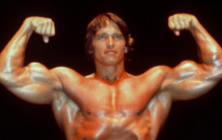 Arnold Schwarzenegger's bodyweight workout for building new muscle