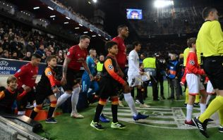 Antonio Valencia shows off gruesome injury following Champions League defeat