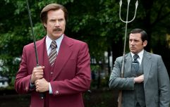 Steve Carell has discussed the possibility of Anchorman 3