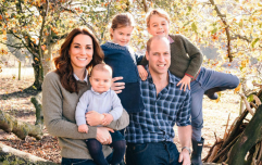 Ranking the Royal Christmas card based on how recently each of them has farted