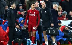 Liverpool's defensive injury crisis deepens as Trent Alexander-Arnold ruled out of United clash