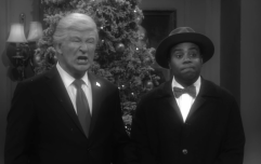 Donald Trump claims SNL should be 'tested in courts' after being mocked in Christmas sketch