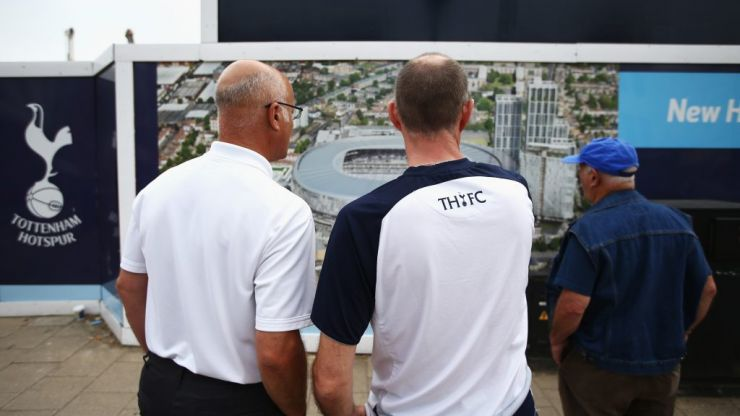Tottenham's new stadium has self-service pints and fans are freaking out over it