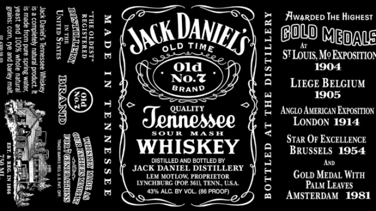Tesco is selling litre bottles of Jack Daniel's for its cheapest price this year