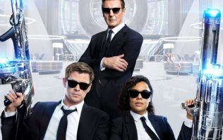 Here is the trailer for the Men In Black reboot, with Liam Neeson, Chris Hemsworth and Tessa Thompson