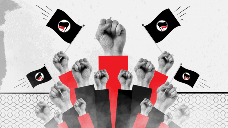 Counterpunch: Inside the antifa fight club training to combat the far-right