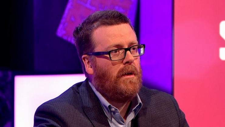 Frankie Boyle urges country 'forget Brexit and enjoy our last Christmas with running water'