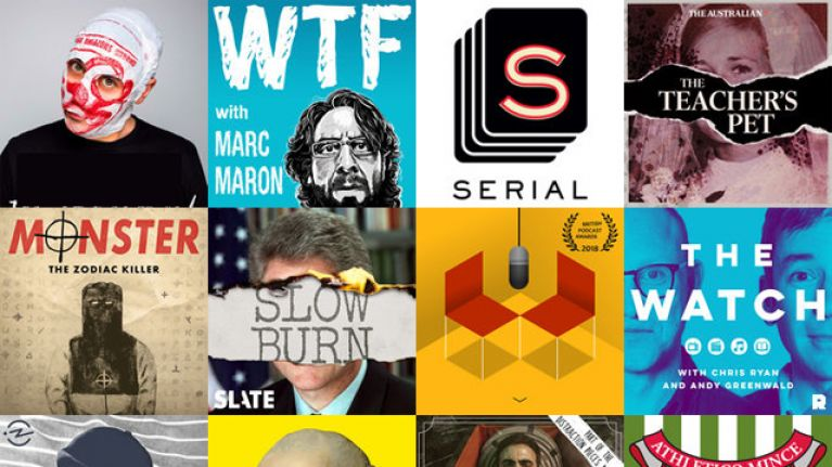 JOE 50: The Best Podcasts We Listened to in 2018