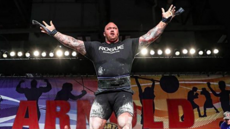 Five reasons why The Mountain's diet can help you gain size and strength
