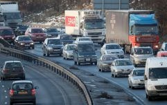 Severe delays expected on UK motorways on Christmas Eve