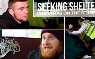 Seeking Shelter: Britain's Christmas homeless crisis