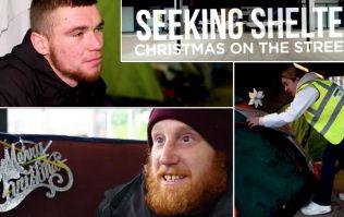 Seeking Shelter: Britain's Christmas homeless crisis