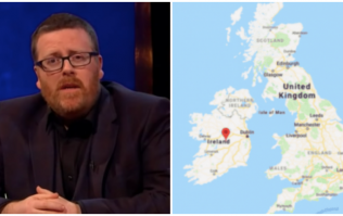 Frankie Boyle absolutely annihilated the Brexit shambles during his recap of 2018