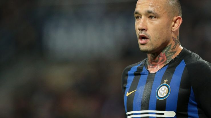 7c065c55321 Sampdoria President vows to have Radja Nainggolan hairstyle if his side  beat Juventus