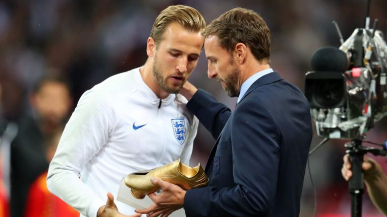 Harry Kane awarded MBE while Gareth Southgate gets OBE in New Year Honours list