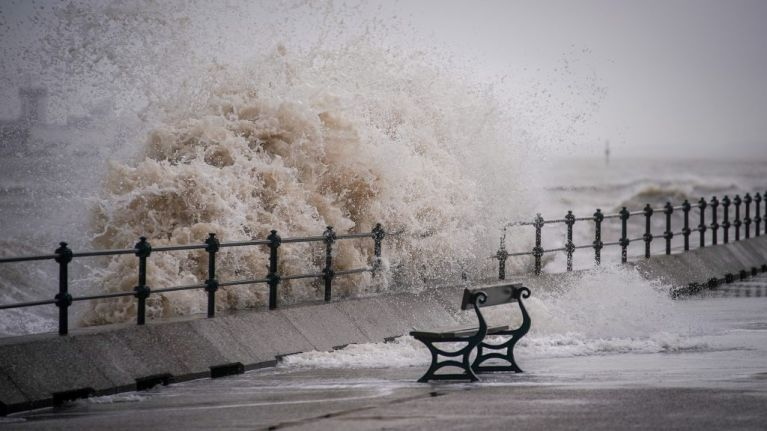 UK to feel the wrath of Storm Freya's 80mph winds