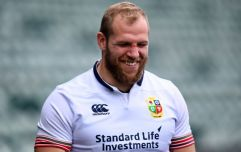 """He was incredibly fit"" - James Haskell on former teammate with stunning powers of recovery"