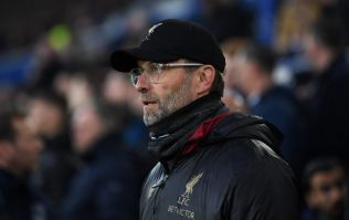 Jurgen Klopp once again points finger at weather after dropping points in Merseyside Derby