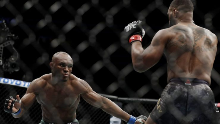 UFC 235 was a reminder that the world's top fighters and referees are humans too