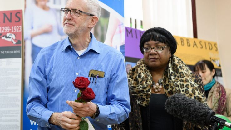 Man charged with assault after egging Jeremy Corbyn