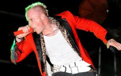 Keith Flint of The Prodigy has died aged 49