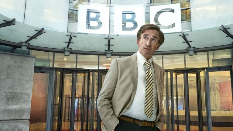 Another new Alan Partridge series is already in the works