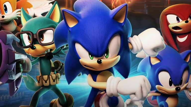 Leaked images reveal the live action Sonic The Hedgehog for the first time