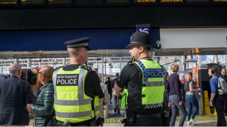 Three explosives have been discovered around London, terror police confirm