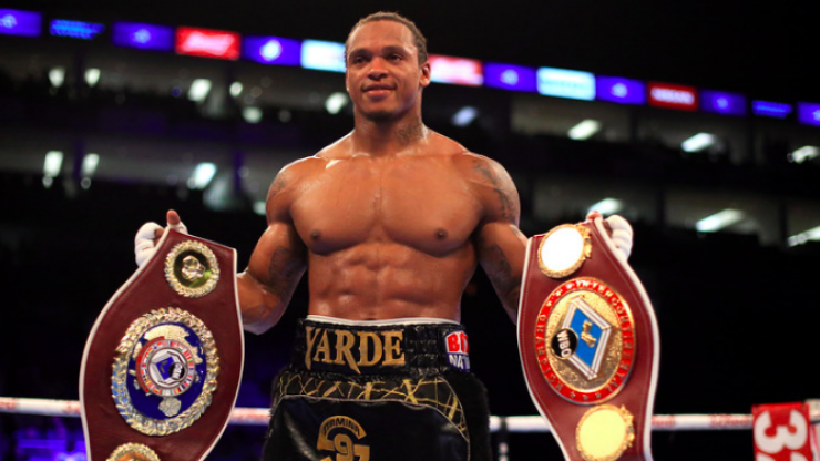 How Anthony Yarde uses bodyweight training to get in shape for a fight