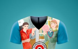 Camden Town FC celebrate inspirational women with new jersey for IWD 2019