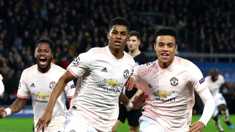PSG fans want Manchester United kicked out of Champions League for breaking rules