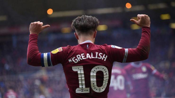 Jack Grealish shrugs off disgraceful attack to score winner for Aston Villa against Birmingham