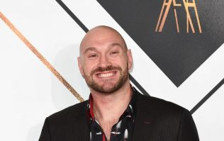 Tyson Fury gatecrashes Bournemouth night club event, dad dances all over the spot