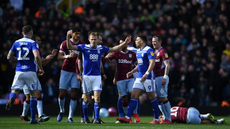 Birmingham City issue statement in response to fan attack on Jack Grealish