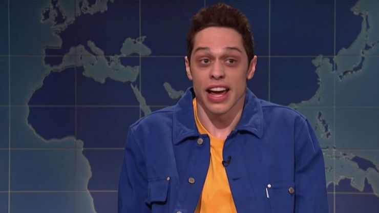 Pete Davidson compares supporters of the Catholic Church to R. Kelly fans