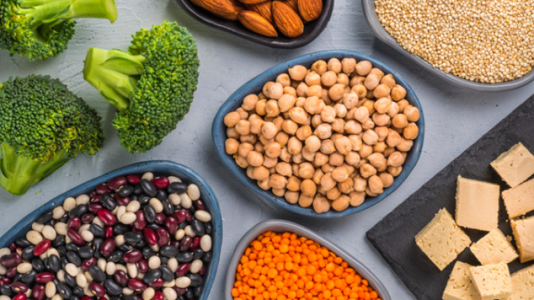 The top 10 vegan protein sources for building muscle and strength