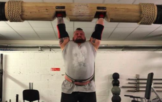 Eddie Hall shares his favourite exercise for gaining super strength