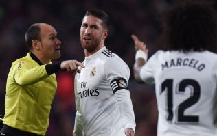 Sergio Ramos posts long-winded social media rant about 'disastrous' Real Madrid season